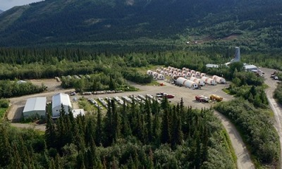 Bornite Project in Alaska